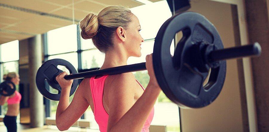 Тренажерный зал упражнения для похудения