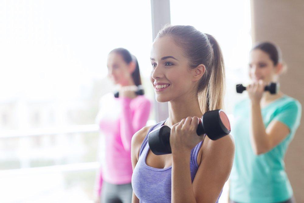 составить фитнес программу