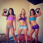 3 способа сделать фигуру спортивной