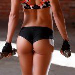Упражнения для упругих ягодиц