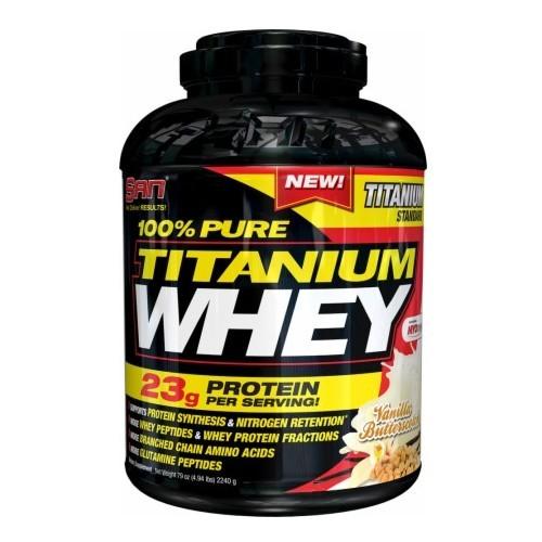 SAN - 100% Pure Titanium Whey