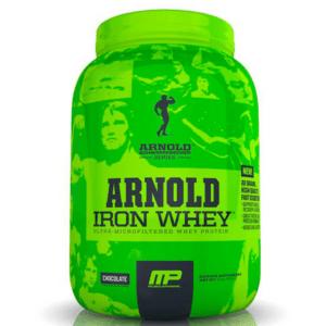 Arnold Iron Whey (908g)
