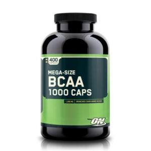 BCAA 1000 (400 caps)