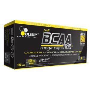 BCAA Mega Caps (120 caps)