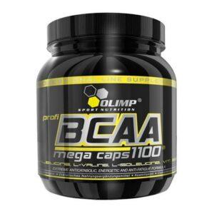 BCAA Mega Caps (300 caps)