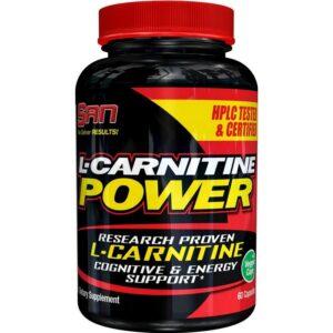L-CARNITINE POWER (60caps)