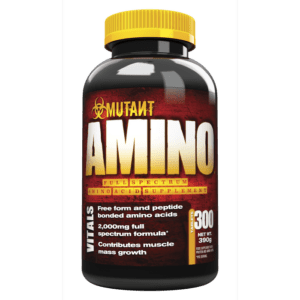 Mutant Amino (300 caps)0