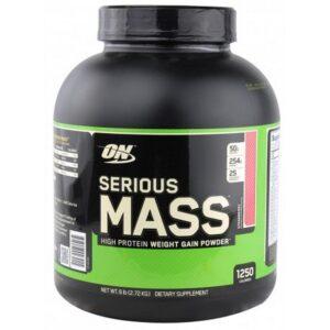 Serious Mass (2724g)