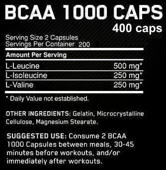 optimum-bcaa-1000-facts
