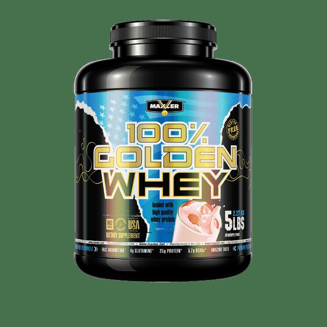 Сывороточный протеин (Maxler 100% Gold Whey MXL)