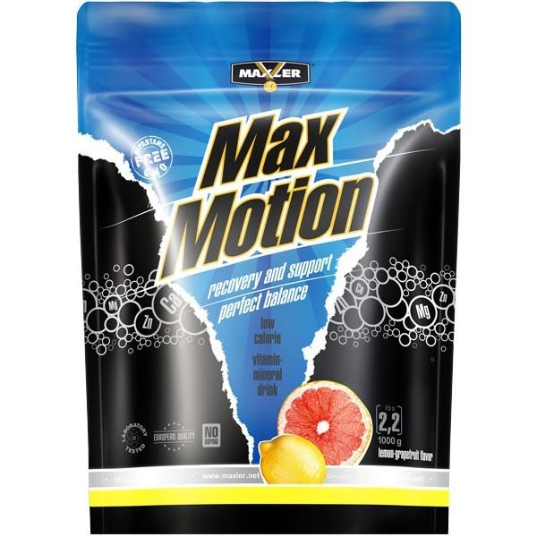 Изотонический напиток (Maxler Max Motion)