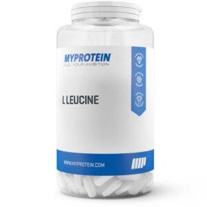 Незаменимая аминокислота (Myprotein L Leucine MyP)