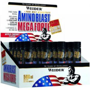 Жидкие аминокислоты (Weider Amino Blast Mega Forte)
