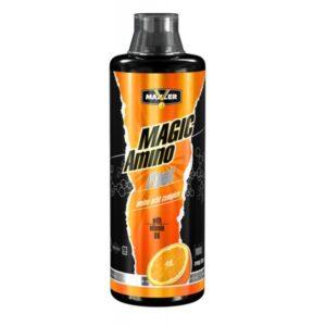 Жидкие аминокислоты (Maxler Amino Magic Fuel 1000ml)