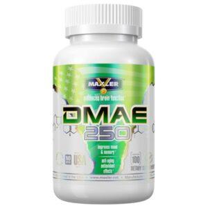 Диметиламиноэтанол (Maxler DMAE 250 100 tabs)
