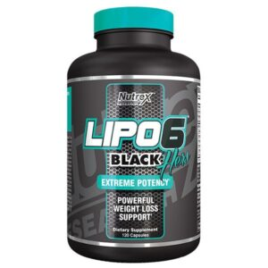 Жиросжигатель (Nutrex Lipo-6 Black Hers US 120 caps)