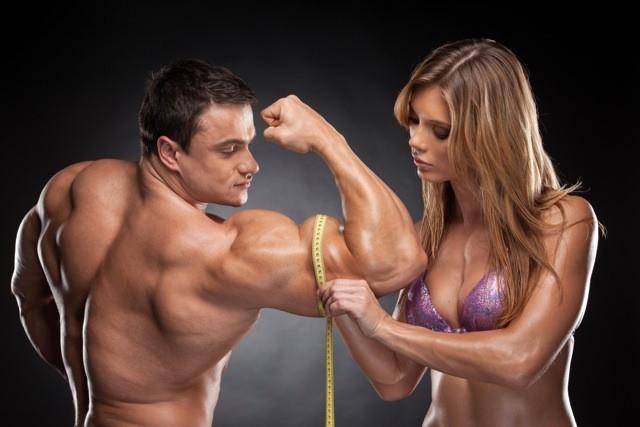 Концепция роста мышечной массы