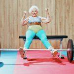Фитнес для пожилых женщин