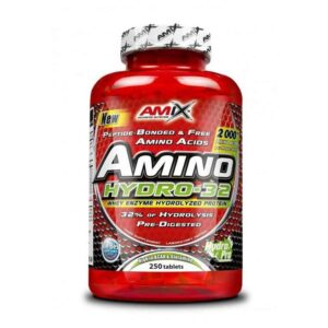 Комплекс аминокислот на основе гидролизата (Amix Amino HYDRO-32 250 tabs)