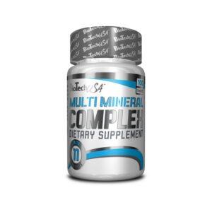 Минеральный комплекс BioTech USA Multi Mineral Complex (100 tabs)