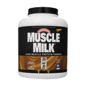 Протеин CytoSport Muscle Milk 100% Whey (2270g)