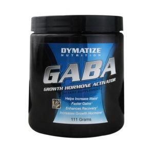 Активатор гормона роста Dymatize Nutrition GABA (111g)