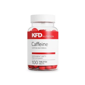 Кофеин KFD Nutrition Caffeine (100 tabs)