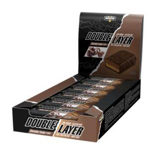 Протеиновые батончики Maxler Double Layer Bar (60g)