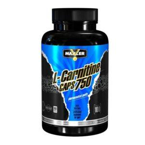 Карнитин Maxler LCarnitine Caps 750 (100 caps)