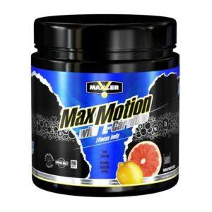 Изотоник Maxler Max Motion with LCarnitine (500g)