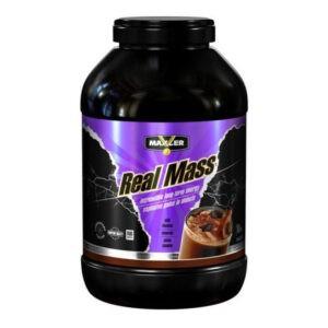 Высококалорийный гейнер Maxler Real Mass (4540g)
