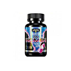 Витамины для женщин Maxler VitaWomen (60 tabs)