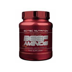 Аминокислотный комплекс Scitec Nutrition Beef Aminos (500 tabs)