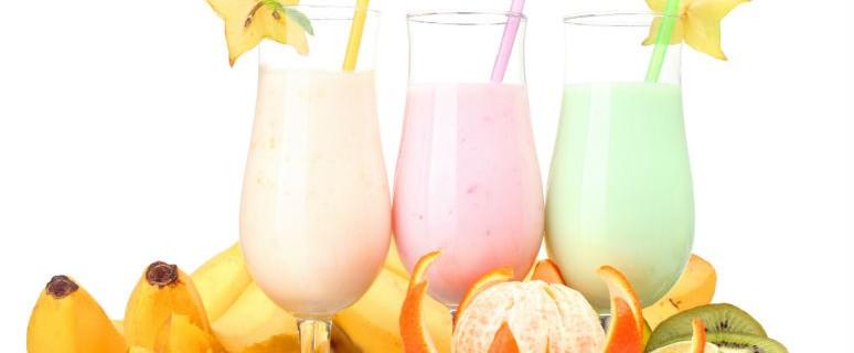белковый коктейль рецепт