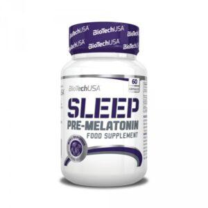 Усилитель выработки мелатонина Biotech - Sleep (60 caps)