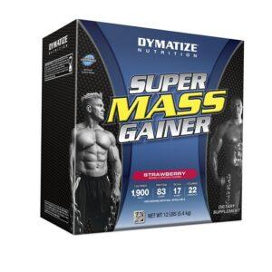 Гейнер Dymatize Super Mass Gainer box