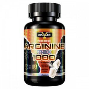 Аминокислоты Maxler Arginine Max 1000